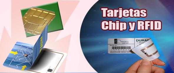 tarjetas chip