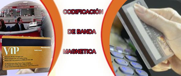 banda magnetica