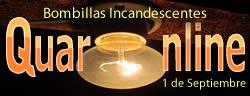 01 de Septiembre de 2012, en la Unión Europea dejan de fabricarse bombillas incandescentes.
