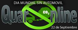 22 de Septiembre día mundial sin automóvil par aproteger el medio ambiente.
