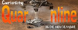 26 de Noviembre de 2011, la NASA lanza nueva nave Curiosity.