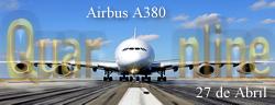 27 de Abril de 2005, primer vuelo del Airbus A380, el avión más grande del mundo.
