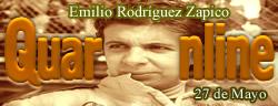 El 27 de Mayo de 1944 nace Emilio Rodríguez Zapico, piloto español de Fórmula 1 (f. 1996).