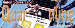 El 8 de Julio de 1924 nace Anton Schwarzkopf, ingeniero alemán (f. 2001).