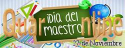 Día del Maestro (en honor de san José de Calasanz).