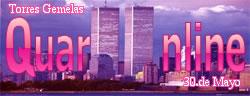 30 de Mayo de 2002, concluye oficialmente la retirada de escombros provocados por los Atentados del 11 de septiembre de 2001 en Nueva York.