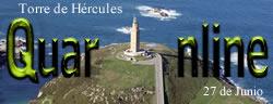27 de Junio de 2009, la Torre de Hércules es declarada Patrimonio de la Humanidad.