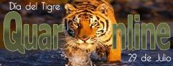 Día Internacional del Tigre.