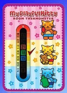 Tarjeta de prueba de temperatura agua/aire